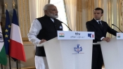 Modi calls climate, terrorism as two biggest challenges for humanity