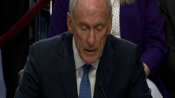 Top intelligence chiefs testifies before Senate committee on Russia investigation