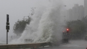 Typhoon Merbok makes landfall in China, 100,000 evacuated