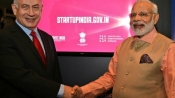 Modi, Netanyahu launch India-Israel innovation bridge