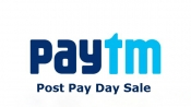 Post-Pay Day Sale! Rs.1000 Cashback* on Bill Payments, Travel, Fashion & More