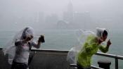 China braces for Typhoon Roke; fishermen return to shore