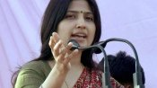 SP' Dimple Yadav to file nomination for Kannauj on April 6