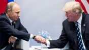 The story of secret dinner with Putin is fake and sick, says Trump