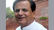 Some people writing blogs in Bapu's name for 'political advantage': Ahmed Patel