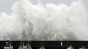 Hong Kong braces for typhoon Hato, hundreds of flights canceled