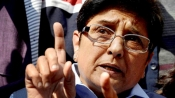 Puducherry CM accuses Lt Guv of blocking schemes; Bedi rejects charge