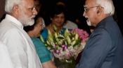 PM Modi hails Hamid Ansari role as Rajya Sabha chairman