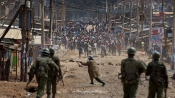 Kenya protests: Three killed after President's 'rigged' re-election