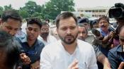 Tejashwi Yadav lands in trouble for disrespecting 'Vande Mataram'