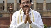 'No work, no dinner party', VP Naidu 'punishes' MPs for stalling Parliament