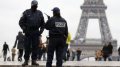Paris car attack: Suspect arrested after car rams anti-terror troops