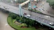 Heavy rains lash Mumbai city again, schools and college to be shut on Wednesday