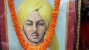 Why Bhagat Singh has not been declared martyr as yet asks family