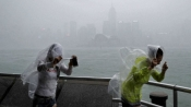 Deadly Typhoon Lan leaves two dead after lashing Japan on election day