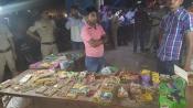 Crackdown on firecracker sale: Two arrested, shop sealed in Gurugram