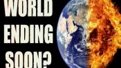 End of the world on October 15? Tsunamis, earthquakes for 7 years, say Doomsday theorists