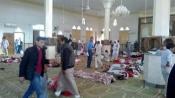 Egypt Mosque attack: Imam vows to finish sermon