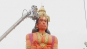 Can prominent Hanuman statue in Delhi's Karol Bagh be relocated, asks High Court