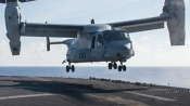 US Navy aircraft crashes into Philippine Sea, 8 bodies recovered