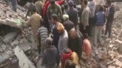 Building collapses due to fire at factory in Ludhiana, 3 dead