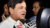 Ahmed Patel wants Congress to put extra efforts in urban Gujarat