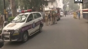 Delhi: Bomb scare at Khan Market, sniffer dogs in action