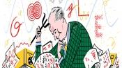 Google Doodle honours German physicist Max Born