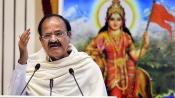 If not Bharat Mata, will you salute Afzal Guru: Venkaiah Naidu on Vande Mataram