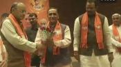 Vijay Rupani to continue as CM of Gujarat, Nitin Patel to be Dy CM