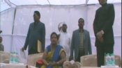 UP: Fresh row over Vande Mataram after BSP mayor refuses to stand during national song