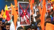 Posters torn, protests staged: Karni Sena is doing all it can to hog limelight