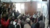 Vande Mataram row in Meerut yet again, this time scuffle between BJP, BSP councillors