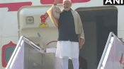Modi embarks on three nation visit to Palestine, Oman and UAE