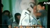 Watch: Man throws shoes at Odisha CM Naveen Patnaik in Bargarh; thrashed later
