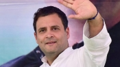 Rahul leads Cong fast against communalism, non-functioning of Parliament