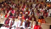 BJP win in Tripura an ideological victory: PM Modi at party meet