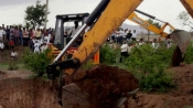 Haryana: Infant falls into 60-ft borewell, rescue operations underway