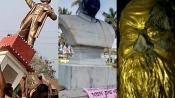 Lenin, Periyar, Syama Prasad, Ambedkar: How many statues are to be destroyed to break India?