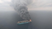 Maersk Line vessel on fire: Indian sailor still missing, Thai national dies