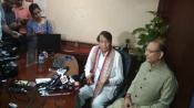 Suresh Prabhu takes charge of Civil Aviation Ministry