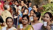 Karnataka polls: Women voters chose Congress over BJP says survey