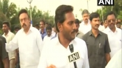 'He is cheating Andhra people', says Jagan Reddy on Chandrababu Naidu's fast