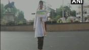 Gujarat woman's 1,100-km walk to Delhi to spread awareness on plastic waste