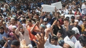 Jinnah row: Tension continues in AMU, exams postponed