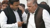 Akhilesh Yadav, Mulayam Singh Yadav vacate official residences in Lucknow