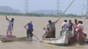 AP: Bodies of 4 engineering students who drowned in Krishna river recovered