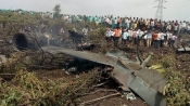 IAF's Sukhoi jet crashes near Nashik, pilots safe