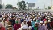 Muslims in Kerala offer prayers, celebrate Eid-ul-Fitr