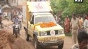 Paree Express, a campaign on wheels, travels across Odisha to raise awareness against sexual abuse